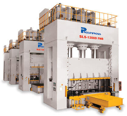 Image of Hydraulic Deep Drawing Press - SLS-800D~SLS-1500D